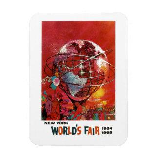 1964 New York World s Fair Magnet