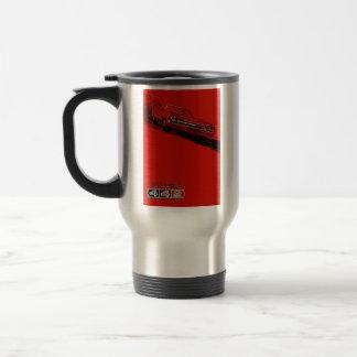 1964 Oldsmobile 442 poster reproduction Stainless Steel Travel Mug