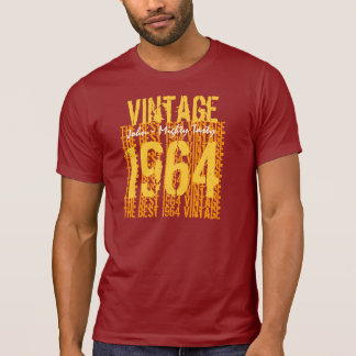 1964 Vintage Year 50th Birthday Gift Mighty Tasty T-Shirt
