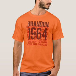 1964 Vintage Year 50th Birthday T-Shirt