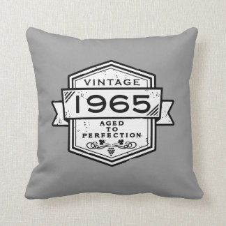 1965 Aged To Perfection Cushion