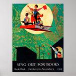 1965 Children's Book Week Poster