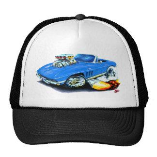 1965 Corvette Blue Convertible Cap