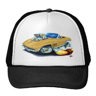 1965 Corvette Gold Convertible Cap