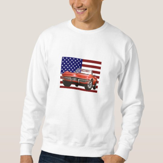 1965 corvette sweatshirt