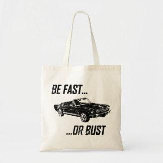 1965 Ford Mustang Convertible Tote Bag