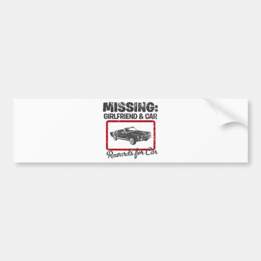 1965 Ford Mustang Convertible Bumper Stickers