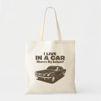 1965 Ford Mustang Coupe Canvas Bags