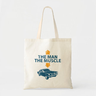 1965 Ford Mustang Coupe Tote Bags