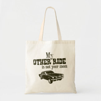 1965 Ford Mustang Coupe Tote Bag