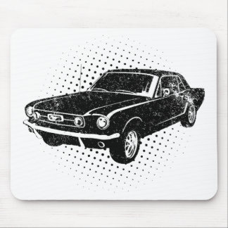 1965 Ford Mustang Coupe Mousepad