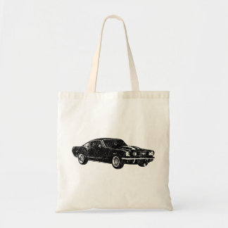 1965 Ford Mustang Fastback Canvas Bags
