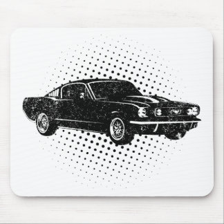 1965 Ford Mustang Fastback Mousepad