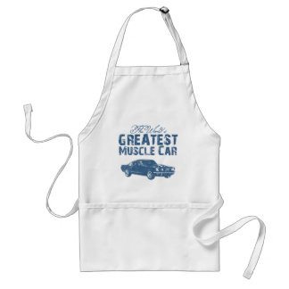 1965 Ford Mustang Fastback Standard Apron