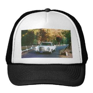 1965 Mercedes-Benz 220SEb coupe Hats