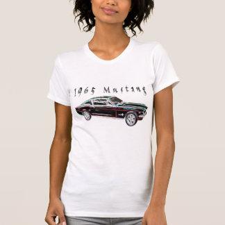 1965 mustang fast back shirts