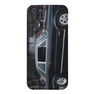 1965 Pontiac GTO Muscle Car Drive-In iPhone 5 Case