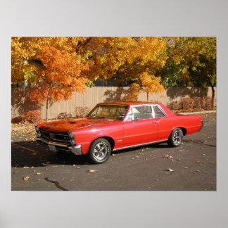 1965 Pontiac GTO Print