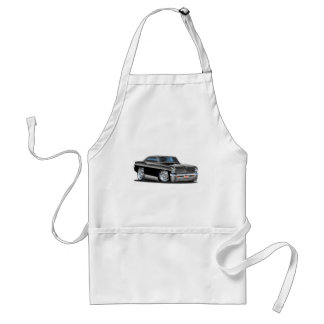 1966-67 Nova Black Car Standard Apron