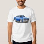 1966-67 Nova Blue Car T Shirts