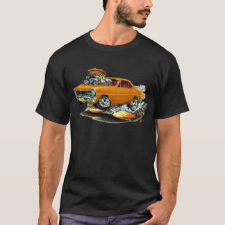 1966-67 Nova Orange Car T-Shirt