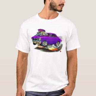 1966-67 Nova Purple Car T-Shirt
