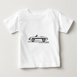 1966 Alfa Romeo Duetto Spider Veloce Baby T-Shirt