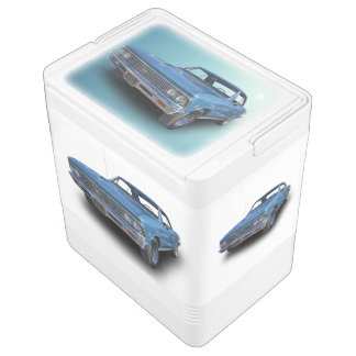 1966 CHEVROLET CHEVELLE IGLOO COOLER