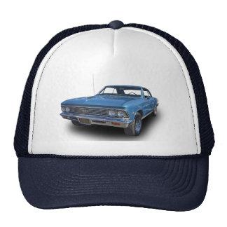 1966 CHEVROLET CHEVELLE SS CAP