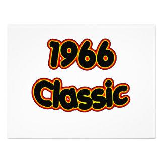 1966 Classic Custom Announcement