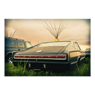 1966 Dodge Charger Photo Print