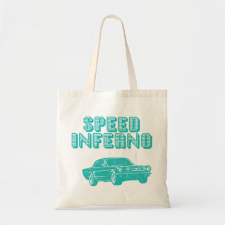 1966 Ford Mustang Coupe Budget Tote Bag