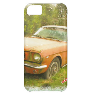 1966 Ford Mustang Fastback iPhone 5C Case