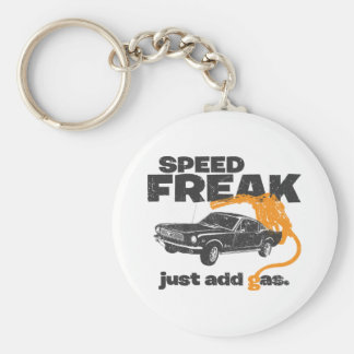 1966 Ford Mustang Fastback Keychains