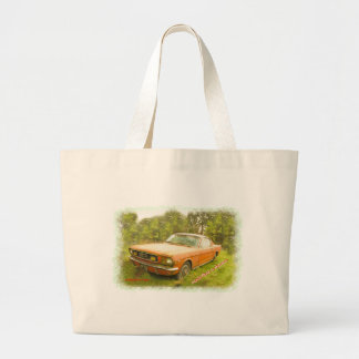 1966 Ford Mustang Fastback Tote Bags