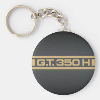 1966 Ford Mustang Shelby GT350H Keychain