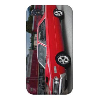 1966 Mercury Monterey Classic Car iPhone 4 Case
