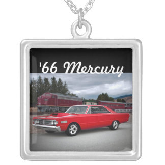 1966 Mercury Monterey Classic Car Necklace