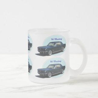 1966 Mustang mug