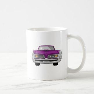 1966 Pontiac GTO Basic White Mug