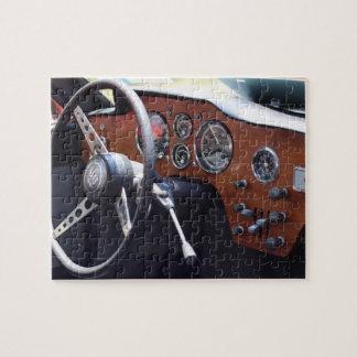 1966 Saab Sonett II dashboard puzzle