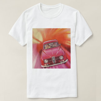 1966 SAAB Special Vector Vintage T-Shirt
