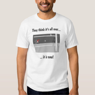 1966 They think it's all over..., ... it is now! Tee Shirt