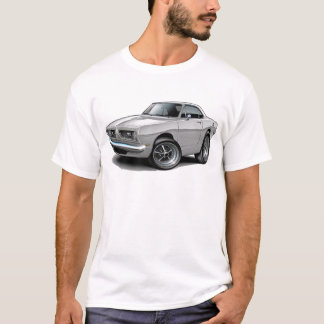 1967-69 Barracuda White Coupe T-Shirt