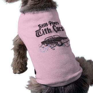 1967 Chevrolet Nova SS Sleeveless Dog Shirt