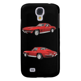 1967 Corvette Sports Car: iPhone 3g Case