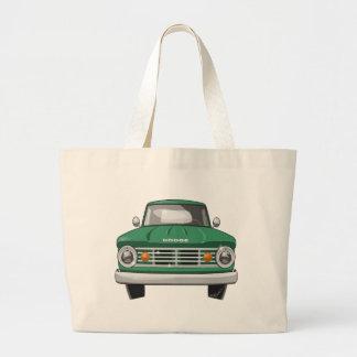 1967 Dodge Fargo Truck Jumbo Tote Bag