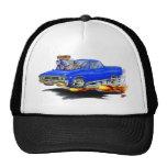 1967 El Camino Blue Truck Mesh Hat