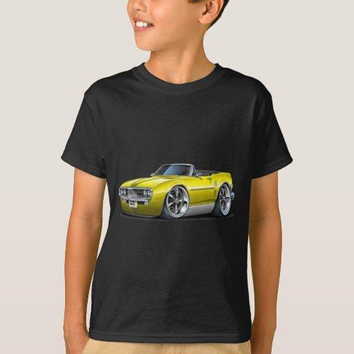 1967 Firebird Yellow Convertible T-Shirt