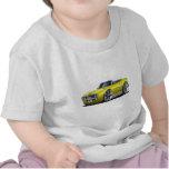 1967 Firebird Yellow Convertible Tee Shirt